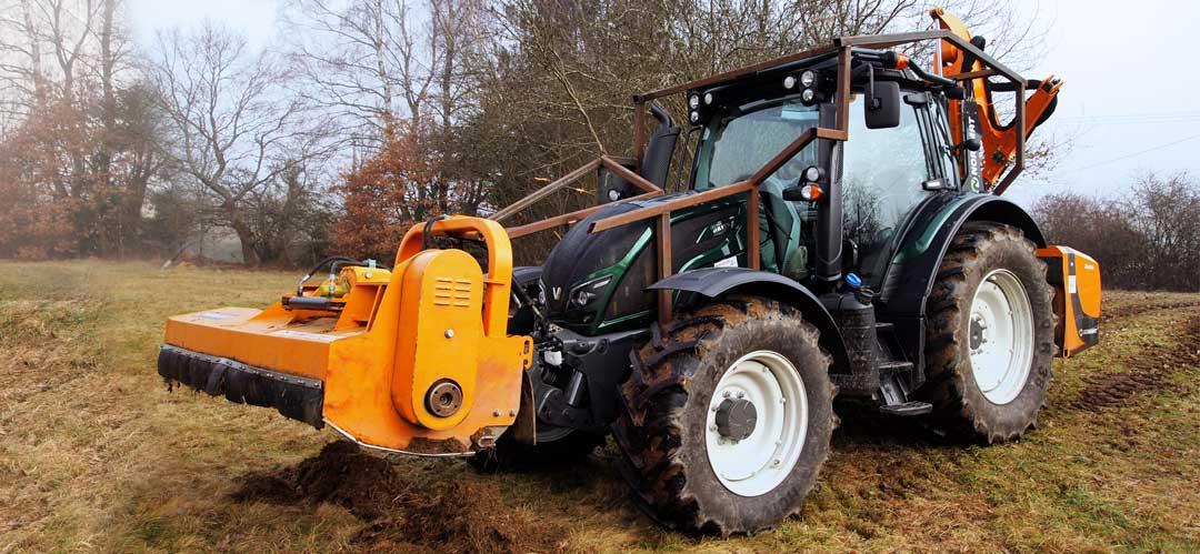 Nouveau tracteur VALTA N 134 - 140 CV - depuis janvier 2017